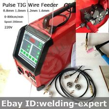 TIg Cold Wire Feed Feeding Machine Digital Controlled for Pulse Tig Welding
