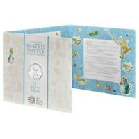 2019 Peter Rabbit Brilliant Uncirculated 50p Coin Pack Beatrix Potter Series