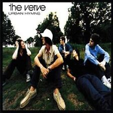 "THE VERVE ""URBAN HYMS"" CD MIT BITTER SWEET SYMPHONY NEU"