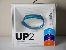 Jawbone UP 2 Fitness Tracker ( Blue ) ** BRAND NEW **
