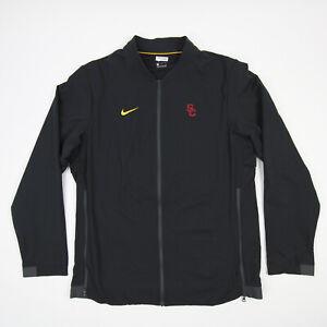 USC Trojans Nike Jacket Men's Black Used
