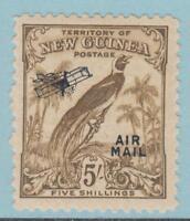 NEW GUINEA C41 MINT HINGED OG * NO FAULTS EXTRA FINE !