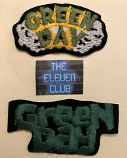 Green Day Patch Lot VTG Promo 90's NEW NOS OOP DOOKIE KERPLUNK LOGO Rare LP CD