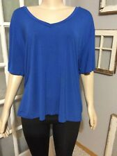 Piko S Royal Blue Bamboo Stretch Soft Top