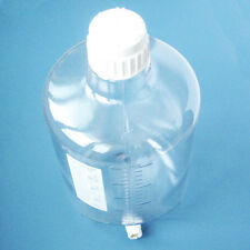 Nalgene 2251-0020 10-liter Round Polycarbonate Clearboy™ Carboy with Closure