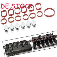6x 22 mm Drallklappen Swirl Flaps Dichtungen für BMW M57 E39 E60 E46 E53 E90 E83
