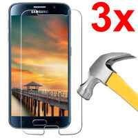 3x Case Friendly Tempered Glass Screen Protector for Samsung Galaxy S6