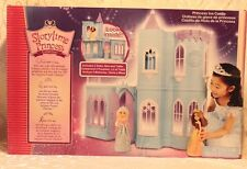 Storytime Princess Collection - Ice Castle Dollhouse with 2 Dolls