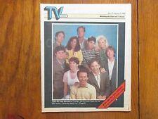 July 27-1985 Minneapolis Star Tribune TV Week(SATURDAY NIGHT LIVE/LORNE MICHAELS