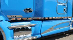 "Kenworth T680 76"" Sleeper And Cab Light Panels # 13948"