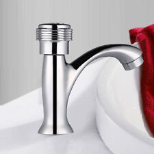 F5B5 Water Saving Tap Aerators Swivel Faucet Nozzle Flexible 360 Degree Silver