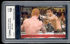2009 Kendall Grove Topps UFC Debut Gold Foil rookie gem mint 10 #41
