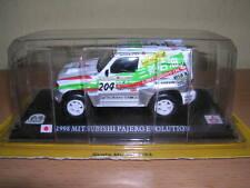 DelPrado Mitsubishi Pajero Evolution Granada-Dakar 1998 Shinosuka 1:43 #204