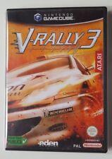 Nintendo GameCube Pal fr   V Rally 3