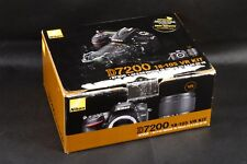 BOX ONLY FOR NIKON D7200 CAMERA & LENS 18-105MM AF-S DX F/3.5-5.6G VR KIT