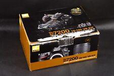 Scatola Solo Per Nikon D7200 fotocamera e obiettivo 18-105MM AF-S DX F/3.5-5.6G VR KIT