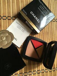 Chanel Palette Essentielle Ete #190 Eclait Solarie highlight- color new&boxed
