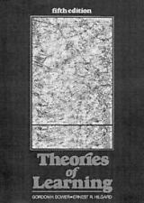 Theories of Learning (5th Edition) (Century Psychology Series)