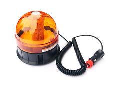 Warnleuchte Rundumleuchte 40 LED 12v 24 sechs Blitz Zwei Blitz Rotation Magnet