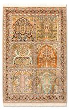 Tapis multicolores indiens pour la maison, 70 cm x 140 cm