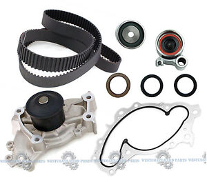 94-04 TOYOTA CAMRY SOLARA SIENNA LEXUS 1MZFE TIMING BELT KIT AND WATER PUMP