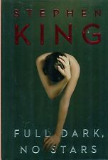 FULL DARK, NO STARS by Stephen King (2010) Scribner HC 1st edition