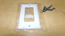 New Cooper 358B 5151W Light Switch Cover *Free Shipping*