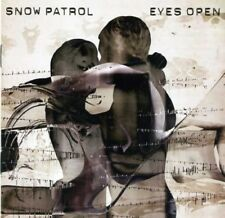 SNOW PATROL Eyes Open CD - Excellent Condition