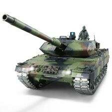Heng Long 2A6 1:16 Metallgetriebe Deutsch Leopard RC Panzer
