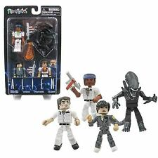 Alien 35th Anniversary Minimates Box Set - New in stock