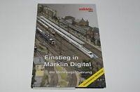 """Libro """"Einstieg in Marklin digital"""" manuale cod 0308 ottimo pag 230 : 1994 +++++"""