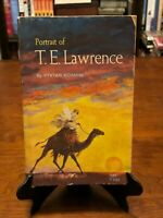 PORTRAIT OF T.E. LAWRENCE by Vyvyan Richards (PB - 1st Printing - 1964) VG Cond.