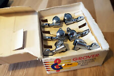 1960er Pat. Pend. Grover Milk Bottle Tuners mit orig. Box