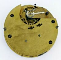 John Lecomber Liverpool Decimal Chronograph Pocket Watch Movement (M137)