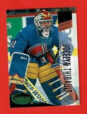 1993-94 Parkhurst EMERALD ICE parallel # 247 Jocelyn Thibault NORDIQUES GOALIE