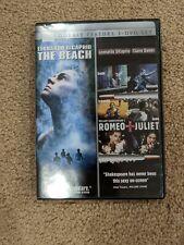 The Beach/Romeo & Juliet Double Feature DVD 2-Disc Set