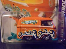 HOT WHEELS / hw  > KOOL KOMBI  van,  RARE  vw  2012  COLLECTOR  w/ mags,  #3