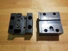 """Okuma CNC lathe tool holder 1"""" facing block"""