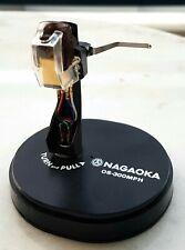 Nagaoka OS-300 MPH stereo cartridge mounted in Universal Headshell