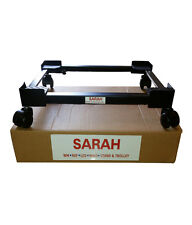 SARAH Adjustable Top Loading Fully Automatic Washing Machine Trolley  / Stand
