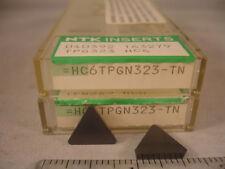 TPG 323 HC6 NTK Ceramic  Inserts (10pcs) 300