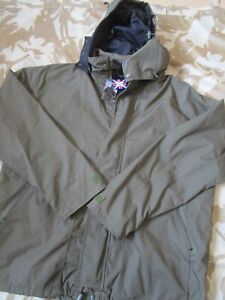 FORTIS Country Covers JACKET coat green ARMY arktis SAS SMOCK Hunting XXL