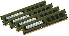 4x 4GB 16GB DDR3 1333Mhz ECC für Dell PowerEdge R210 PC3-10600E Ram Speicher