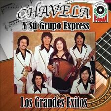 Los Grandes Exitos by Chavela Y Su Grupo Express (CD, 2012, Fama Records)