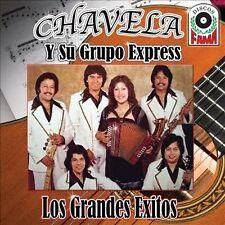 CHAVELA Y SU GRUPO-LOS GRANDES EXITOS CD NEW