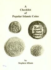 New Checklist Ancient Medieval Islamic Coins Stephen Album Dynastic Histories