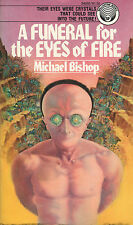 A Funeral for the Eyes of Fire-Michael Bishop-Vintage Ballantine PB 1st Printing