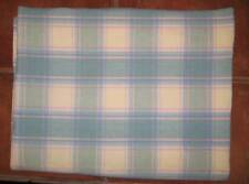 Spring Tablecloth Pastel Colors Checkerboard 47X62 New