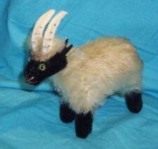 Steiff Snucki Mountain Sheep Ram (Could Also Display With Sasha & Ginny Dolls)