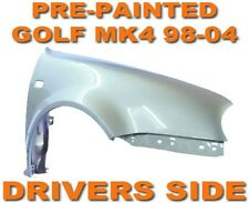VW GOLF MK4  97-04 PRE PAINTED FRONT WING RIGHT DRIVERS SIDE  O/S NEW